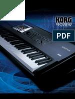 Proview Korg 2011 Web