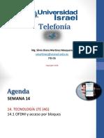 Clase Telefonia Semana 14