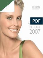 Oriflame Ar 2007 Ang 0