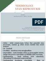 01. Pengantar Epidemiologi Kespro