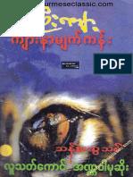 က်ားနာမ်က္ကန္း