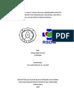 Hemiparesis Spastik Dextra, Disartria, DM tipe 2, Ulcus Decubitus Pedis Sinistra.doc