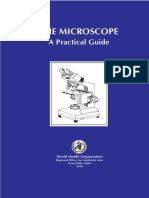 WHO - The microscope - A practical guide.pdf