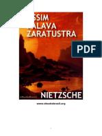 Assim Falava Zaratrusta