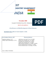 World Bank - India Education Sector