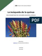 Quinoa Espagnol