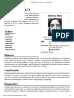 Síndrome ABCD - Wikipedia, La Enciclopedia Libre