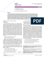 Stress Analysis of Steam Piping System 2168 9873 1000158