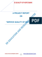 SERVICE QUALITY OF HDFC BANK.pdf