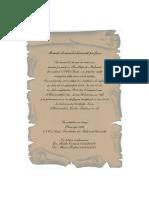 DR.LEOVEANU T.IONUT HORIA-Invitatie Revedere 20 de ani absolvire medicina Vasile Goldis Arad 1998-2018