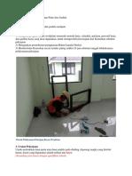 Metode Pelaksanaan Pekerjaan Pintu dan Jendela.docx