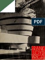 Frank Lloyd Wright [Guggenheim]