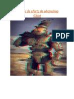 Tutorial de Efecto de Photoshop