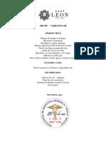 DR.LEOVEANU T.IONUT HORIA-Meniu Revedre 20 de ani absolvire medicina Vasile Goldis Arad 1998-2018