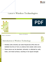 12 Cisco Wireless Technology