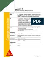 FT-1051-01-12 Plastiment 261 -R
