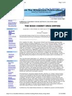 Ruppert - Bush-Cheney Drug Empire