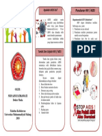 Leaflet Hiv