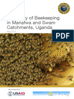 Feasibility of Beekeeping in Manafwa and Swam Catchments, Uganda