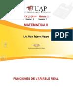 Mat II Sem 1 Funciones 2014-2