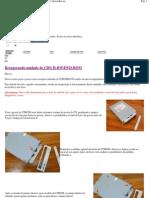 8206514 Recuperando Unidade de CDCDRWDVDROM EletroniKa