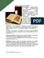 Figura literaria na biblia por Cristobal Avalos Rojas