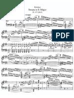 Schubert Franz.-the Complete Piano Sonatas for Piano Solo