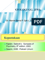 IPJ. 1. b. Dr Manoe- Psikopatologi