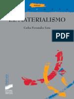 Fernándes Liria, Carlos - Materialismo