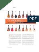 Mixagem e Gravação - Violão