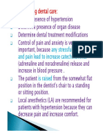 Antihypertensive Drugs in Dentistry [Compatibility Mode]