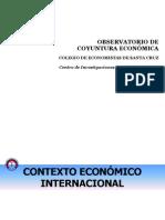 Primer Analisis de Coyuntura Cie Cesc Julio 2010