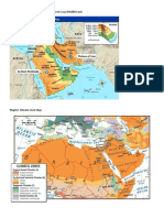 informational maps of mena