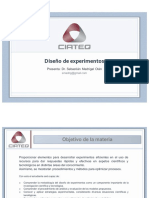 Sesión 1 Diseño de Experimentos