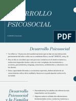 4. Desarrollo Psicosocial
