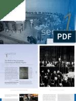 Historia Corte Europea de DDHH