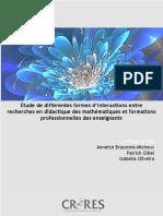 Didactique Des Mathématiques Et Formations_gibel_oliveira_2017