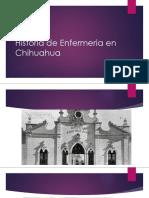 Historia de La Enfemeria en Chihuahua