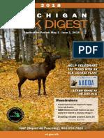 Michigan Elk Hunting Digest