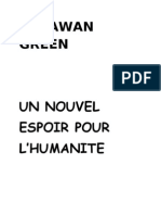 Un Nouvel Espoir Pour l'Humanite New Hope Hm