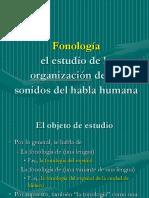 fonología