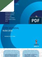 Presentación Mundial Rusia 2018