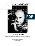 Antosha Haimovich - Basics of the Blues - Vol.1 (Eng)