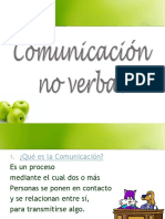 Comunicacion No Verbal 2