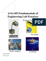 BJ Services - Fundamentals of Engineering Lab Practices