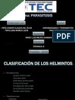 ppt parasitosis