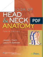 Textbook of Head and Neck Anatomy, 4th Edition