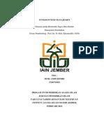 Print Makalah Manajemen Pendidikan