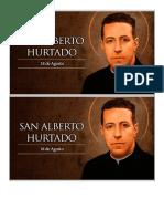 Oracion San Alberto Hurtado