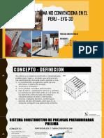 Sistema Constructivo No Convencionales Evg 3d